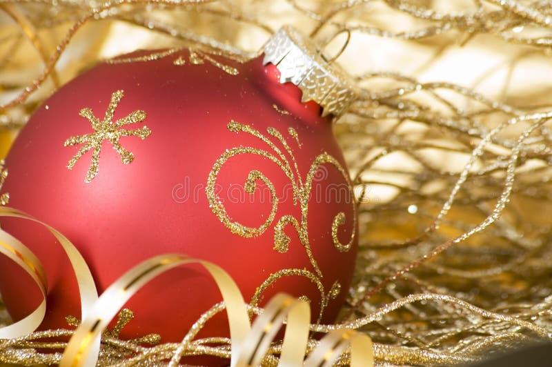 Décoration de trree de Noël photographie stock libre de droits