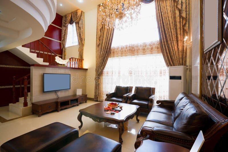 Décoration intérieure à la maison photographie stock