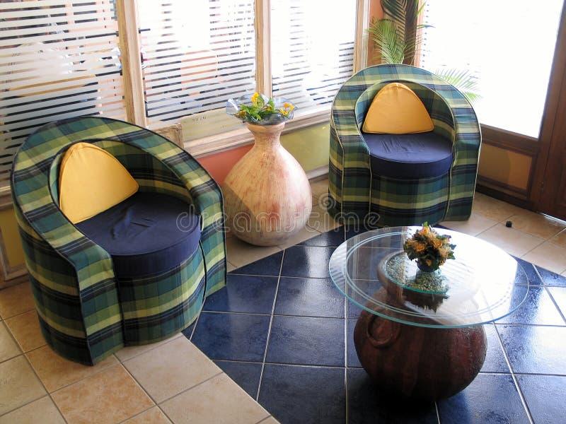 Download Décoration intérieure photo stock. Image du sofa, conception - 79218