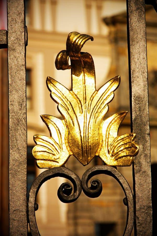 Décoration pour la porte photos stock