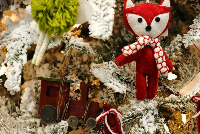 Décorations innovantes pour Noël photos stock