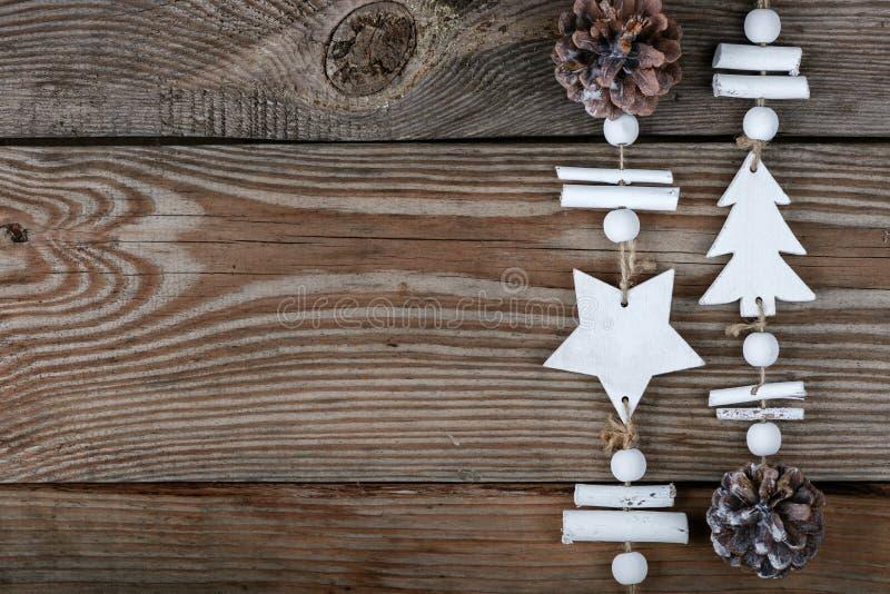 Décorations pour Noël image stock