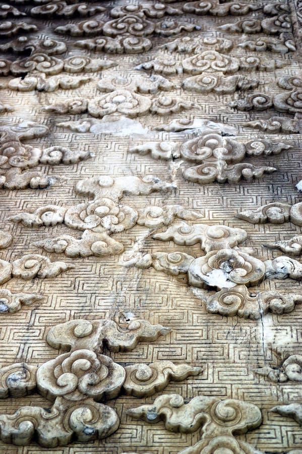 découpage en pierre images stock