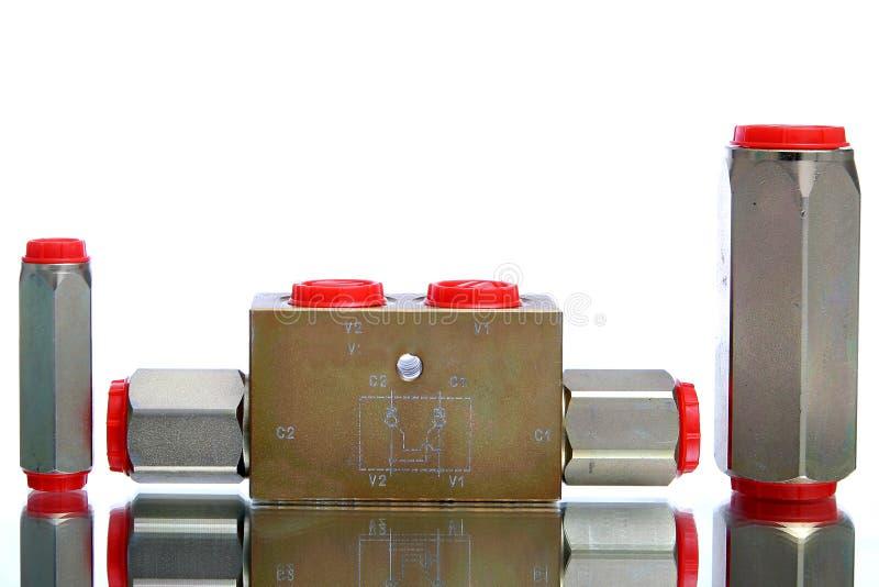 Découpages hydrauliques photos stock