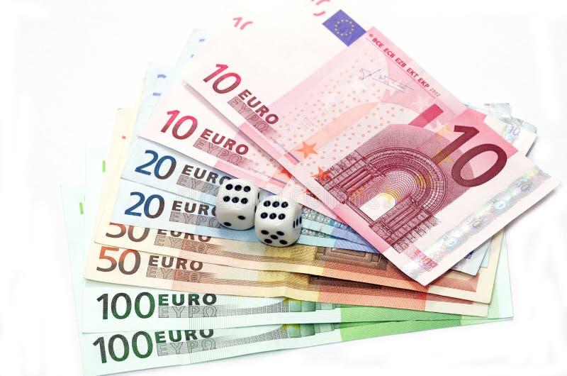Découpe et argent photo stock