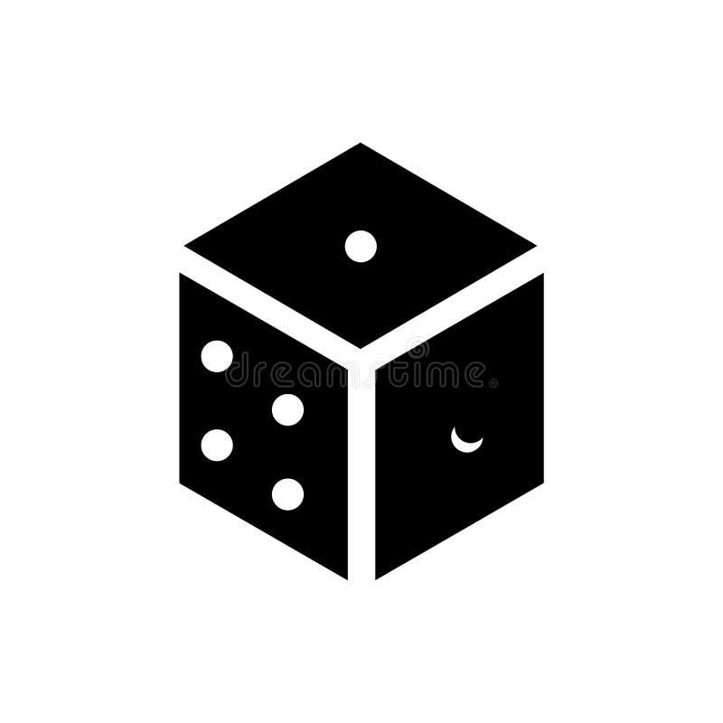 Découpez le signe de vecteur d'icône et le symbole d'isolement sur le fond blanc, découpent le concept de logo illustration libre de droits