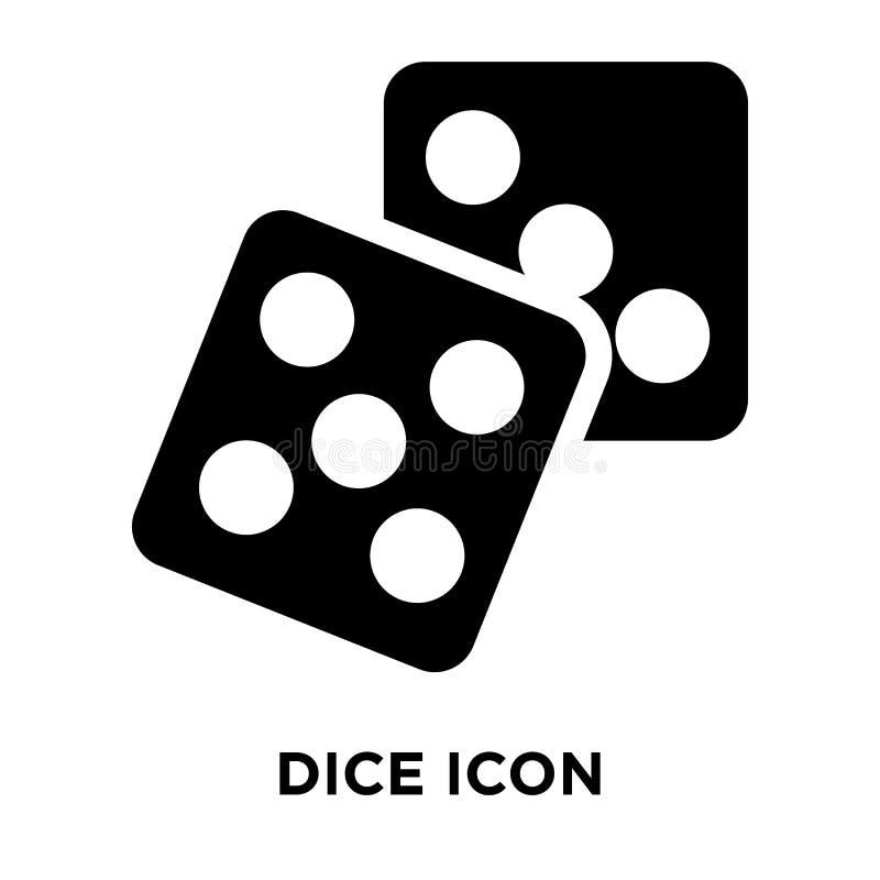 Découpez le vecteur d'icône d'isolement sur le fond blanc, concept de logo de D illustration stock
