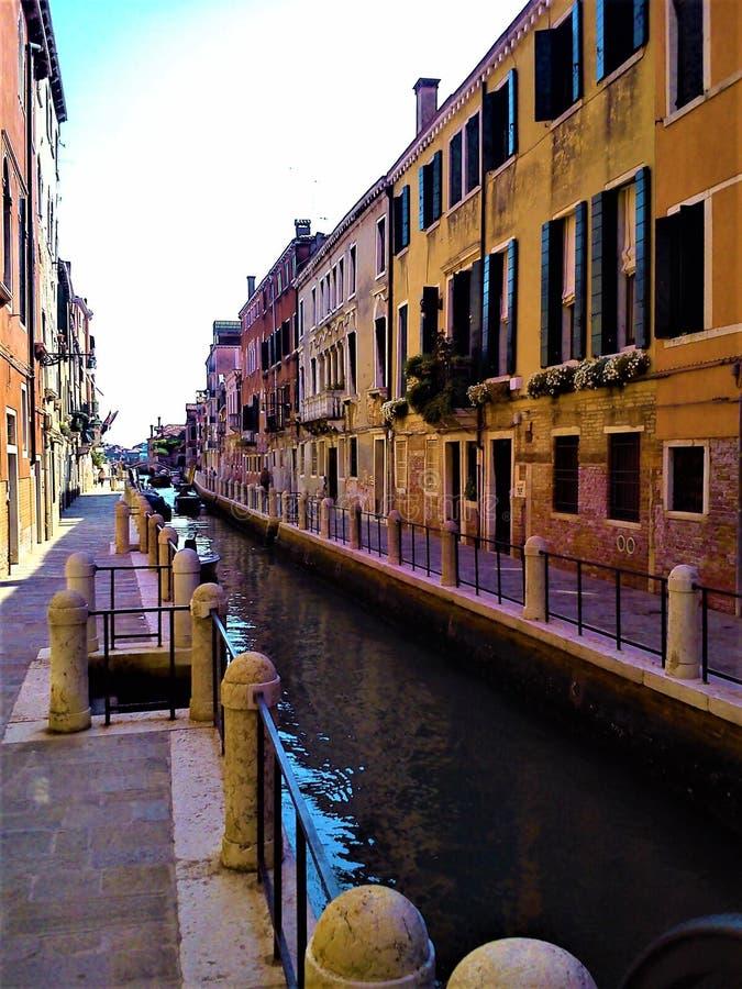 Découvrez la ville de Venise, Italie Fascination, unicité et magie image stock