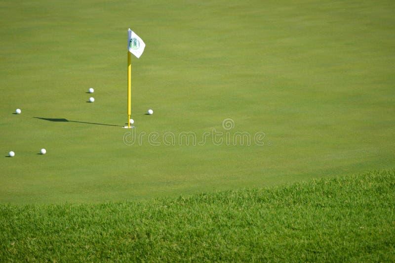 Défi 2014 de golf de Nedbank photos stock