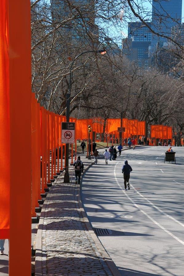 Download Défilé des portes image stock. Image du grilles, york, installation - 76361