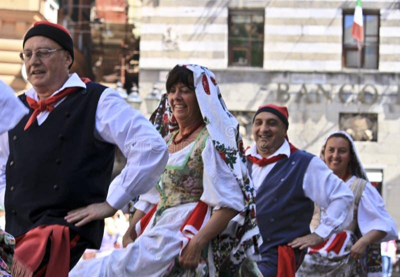 Défilé des Républiques maritimes antiques 2010 photo libre de droits