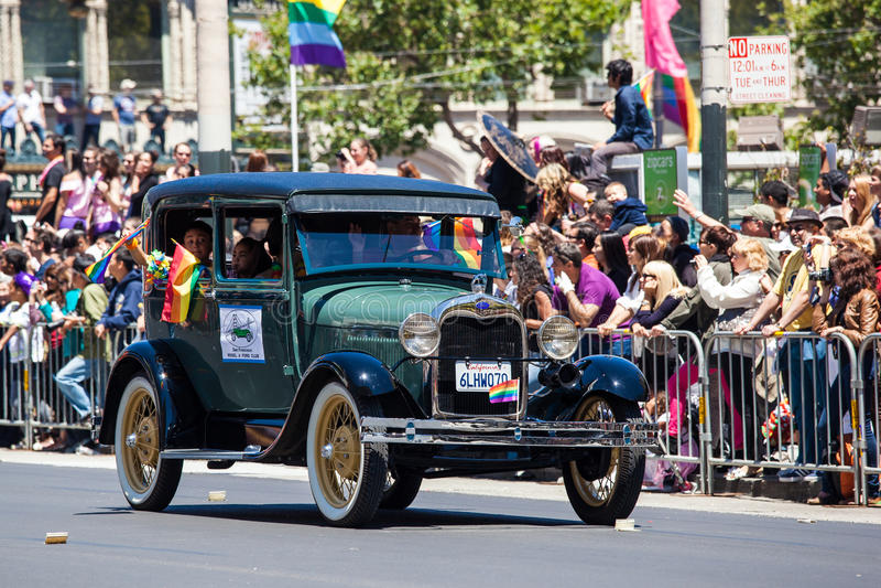 Défilé homosexuel 2012 de fierté de San Francisco