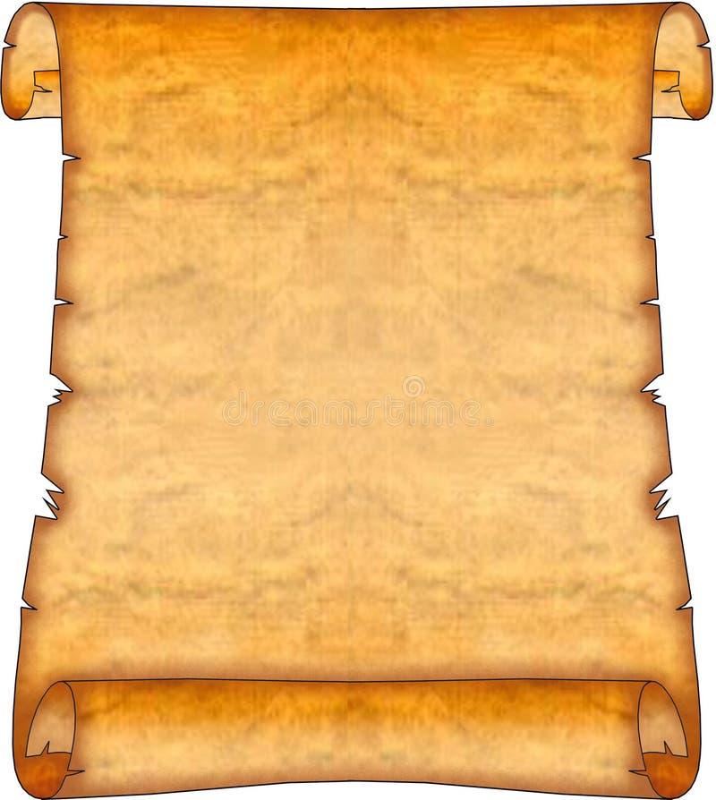 Défilement 07 illustration de vecteur