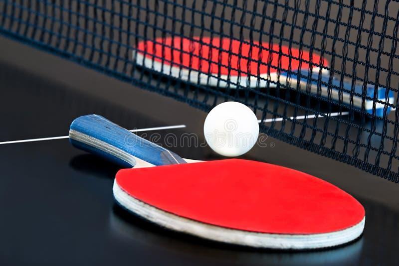 Déjenos ping-pong imagen de archivo libre de regalías