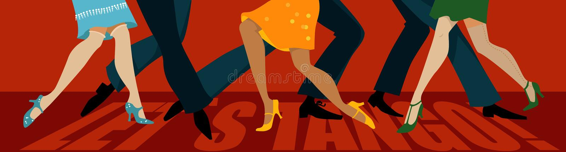 ¡Déjenos tango! libre illustration