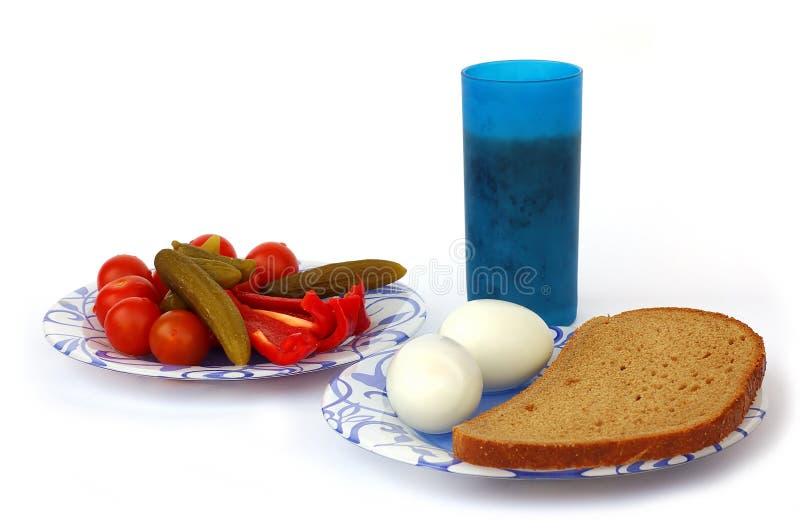 Download Déjeuner photo stock. Image du mariné, goût, service, appétit - 733412