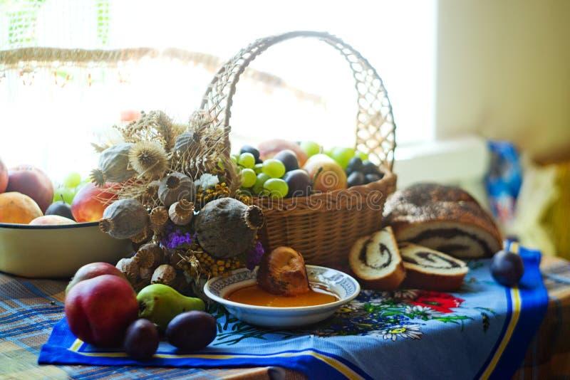 Déjeuner chaleureux photos stock