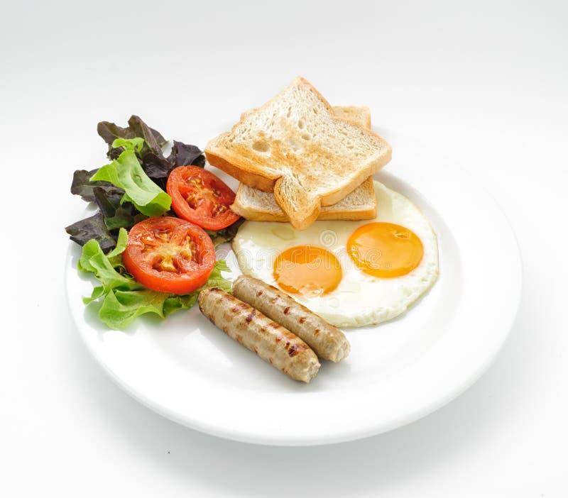 Déjeuner continental photo stock