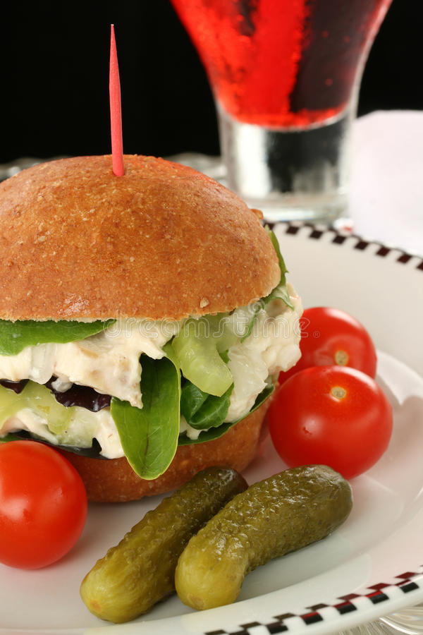 Déjeuner gastronome photos libres de droits