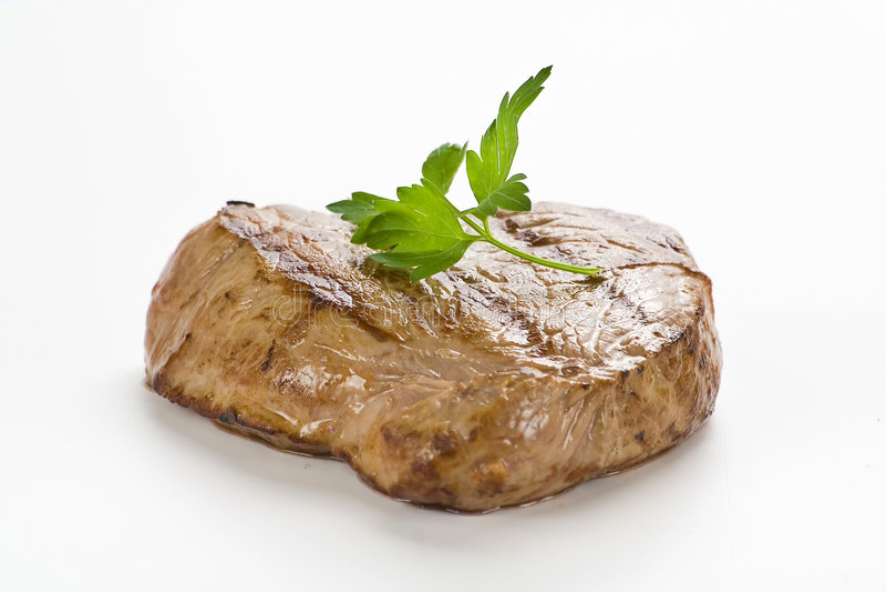 Download Délicieux de boeuf grillé photo stock. Image du fourchette - 8655114