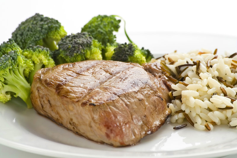 Download Délicieux de boeuf grillé photo stock. Image du délicieux - 8655152