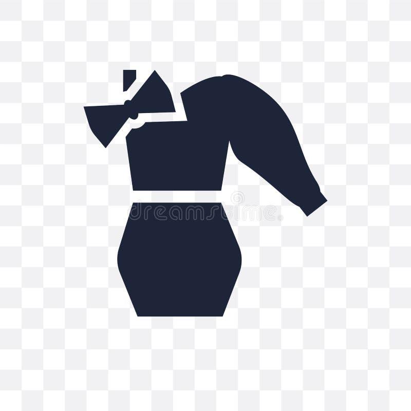 dénommer l'icône transparente dénommant la conception de symbole Sew pour se rassembler illustration de vecteur