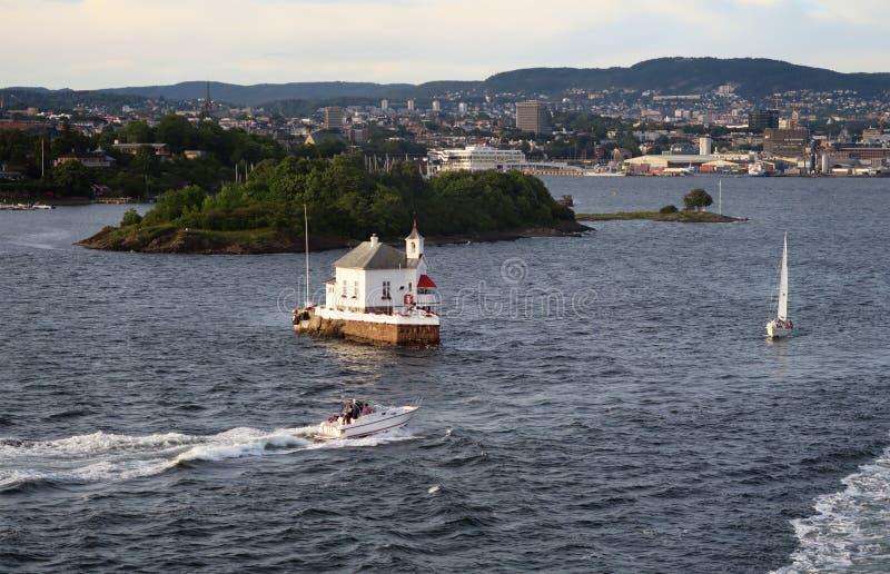 Download Départ Du Port D'Oslo Paysage Urbain D'Oslo Et De Fortres Historiques Photo éditorial - Image du landmark, norvégien: 76078561