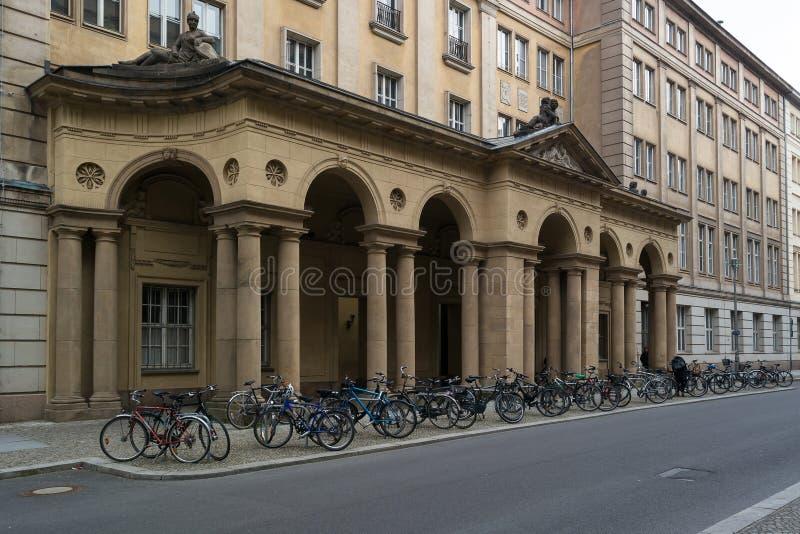 Département d'éthnologie européenne. Berlin photos libres de droits
