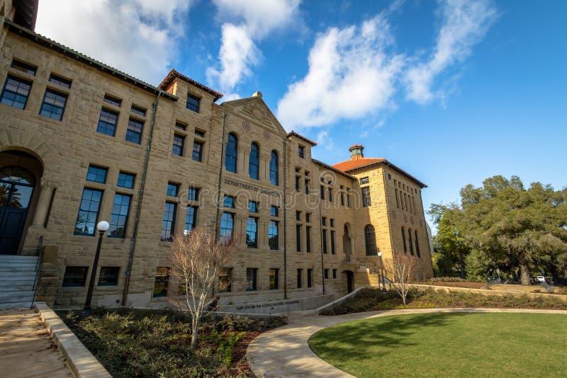 Département de chimie de Stanford University Campus - Palo Alto, la Californie, Etats-Unis images stock