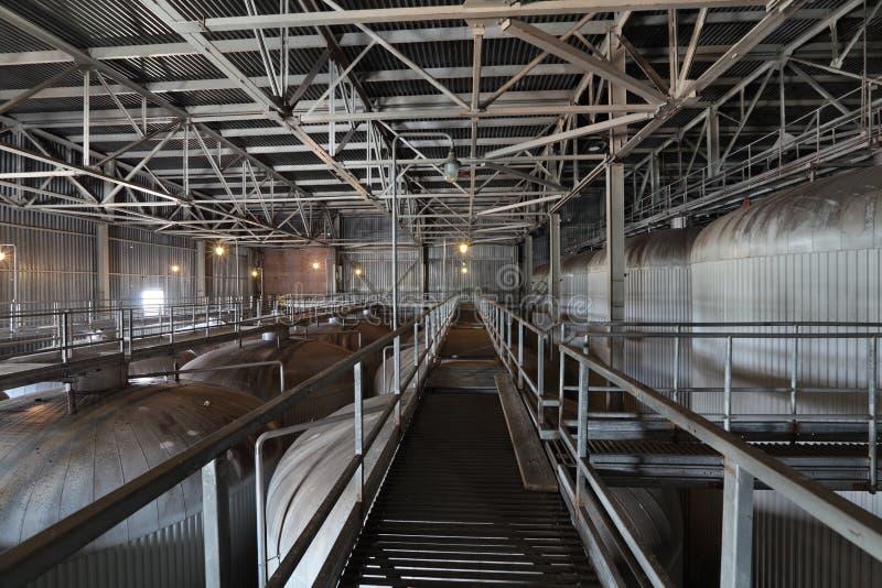 Département de fermentation photo stock