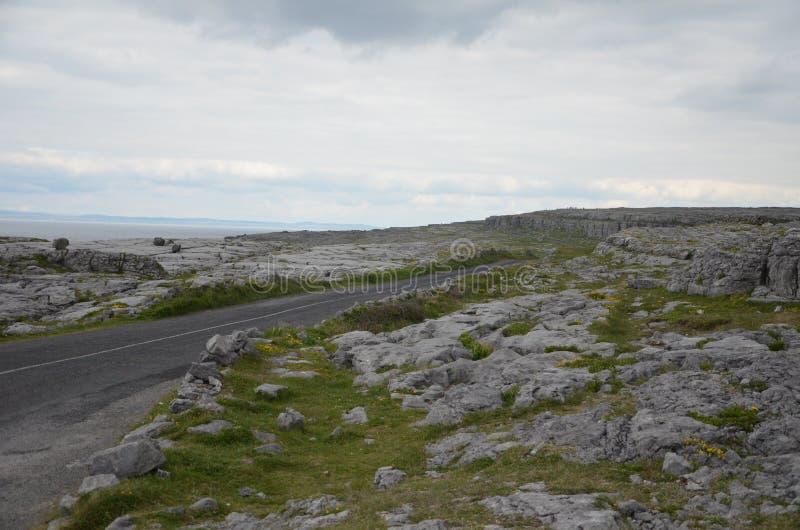 Déplacement par la belle Irlande au printemps de 2016 photos libres de droits