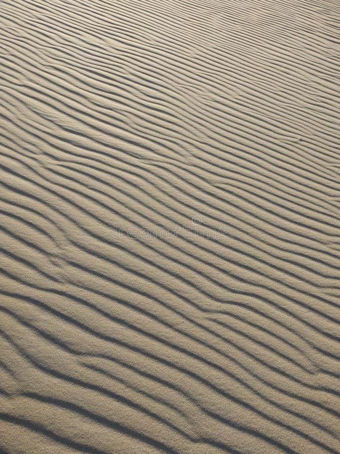 Désert aérien de dune de sable d'image d'aventure photographie stock libre de droits