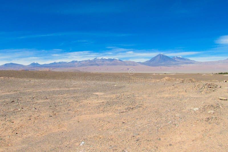 Désert d'Atacama image stock
