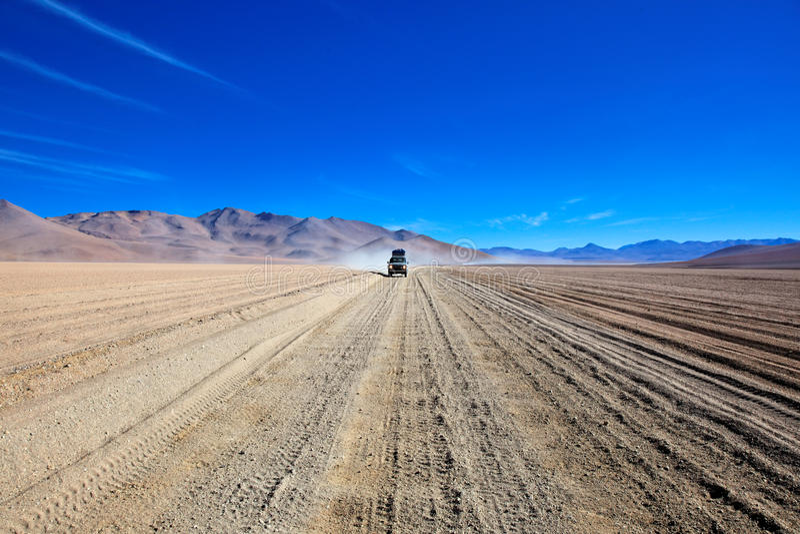 Désert d'Atacama Bolivie photos libres de droits