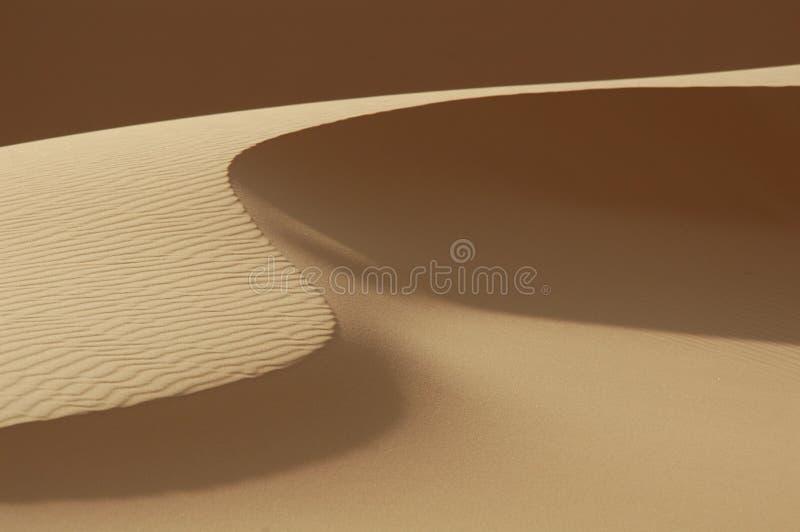 Désert de Sahara images stock