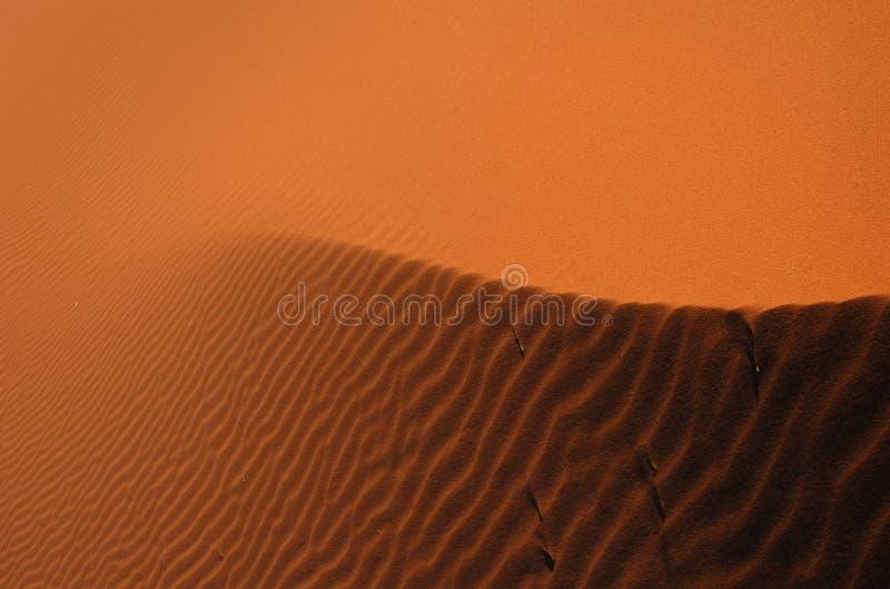 Désert du Sahara photos stock