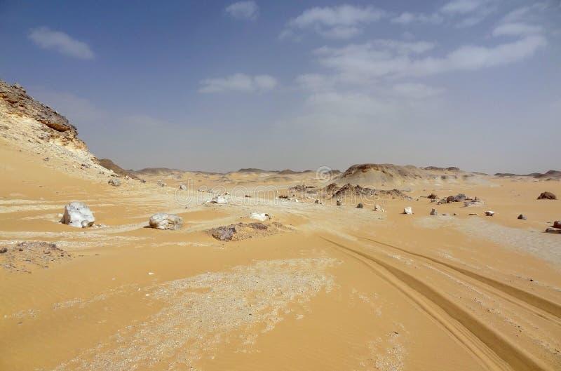Désert libyen photos libres de droits