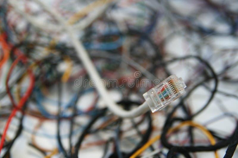 Désordre Des Câbles Images Gratuites