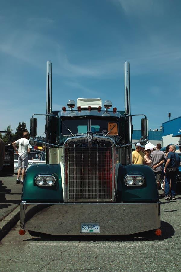 Détail antique de camion, AVANT JÉSUS CHRIST, Canada image stock