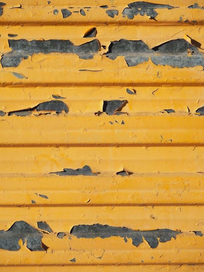 Détail d'une vieille surface métallique photographie stock libre de droits