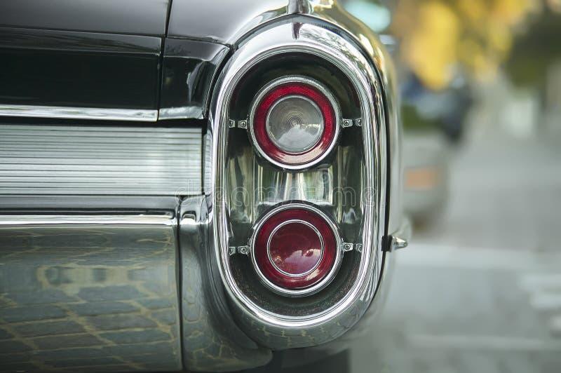 Détail d'une voiture de vintage photo libre de droits