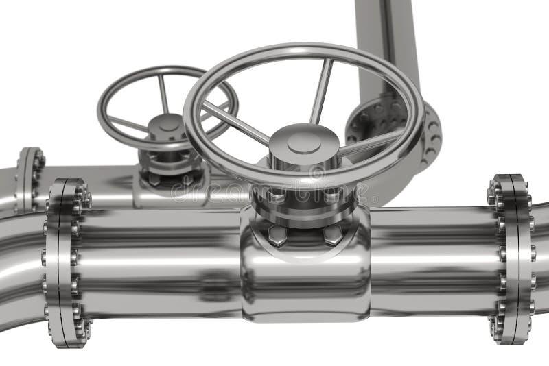 Détail de canalisation illustration de vecteur