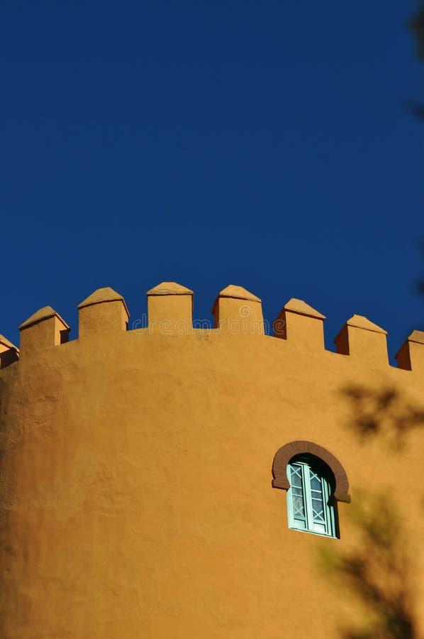 Détail de château image libre de droits