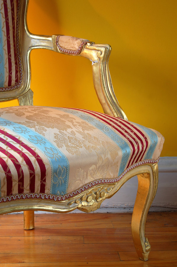 Download Détail De Fauteuil De Louis XV Photo stock - Image du detail, présidence: 732494