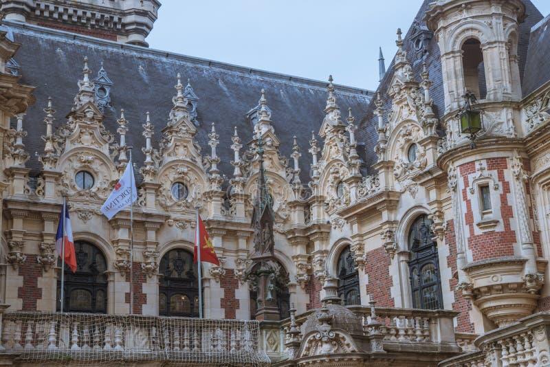 Détail de l'abbaye de Benedicine photos stock