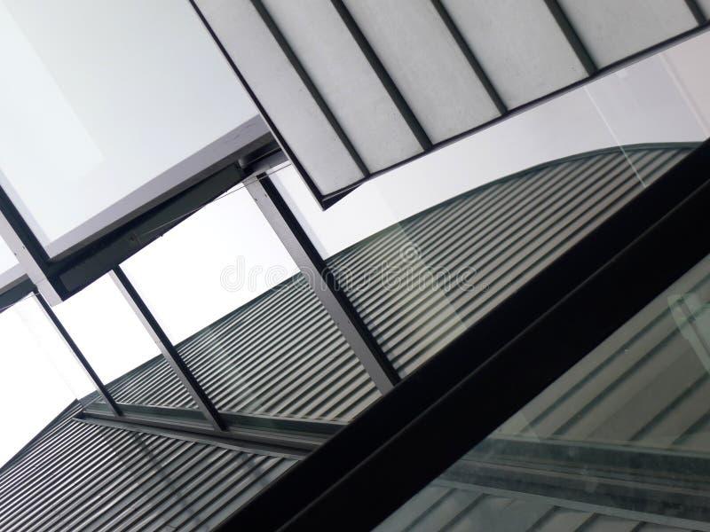 Détail de l'immeuble de bureaux images stock