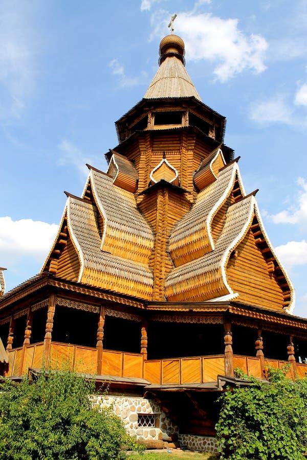 Détail de l'Izmailovo Kremlin à Moscou images stock