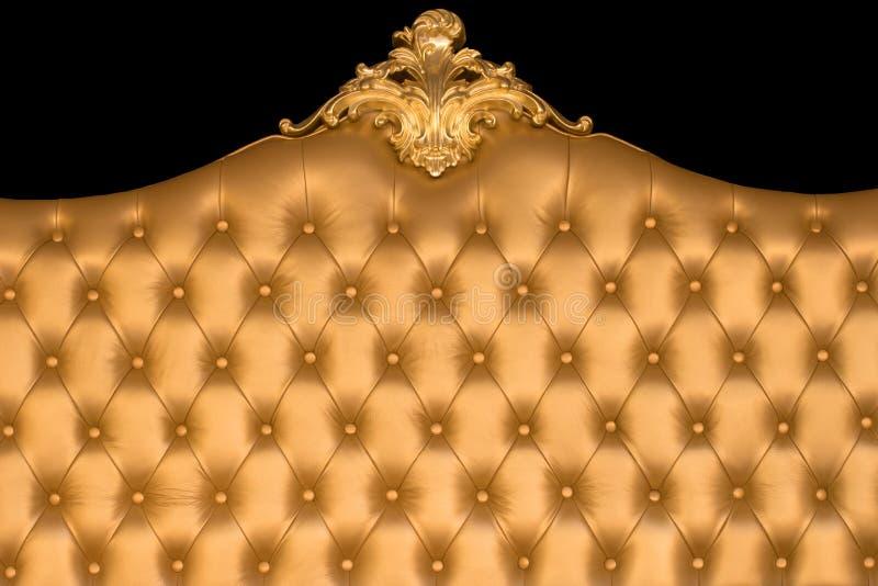 Détail de luxe de meubles. Intérieur photos libres de droits