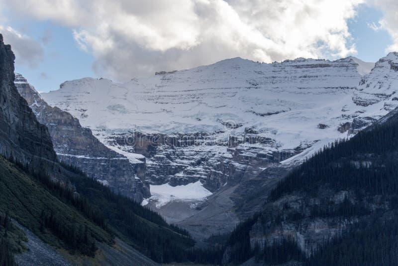 Détail de montagne de Lake Louise photos stock