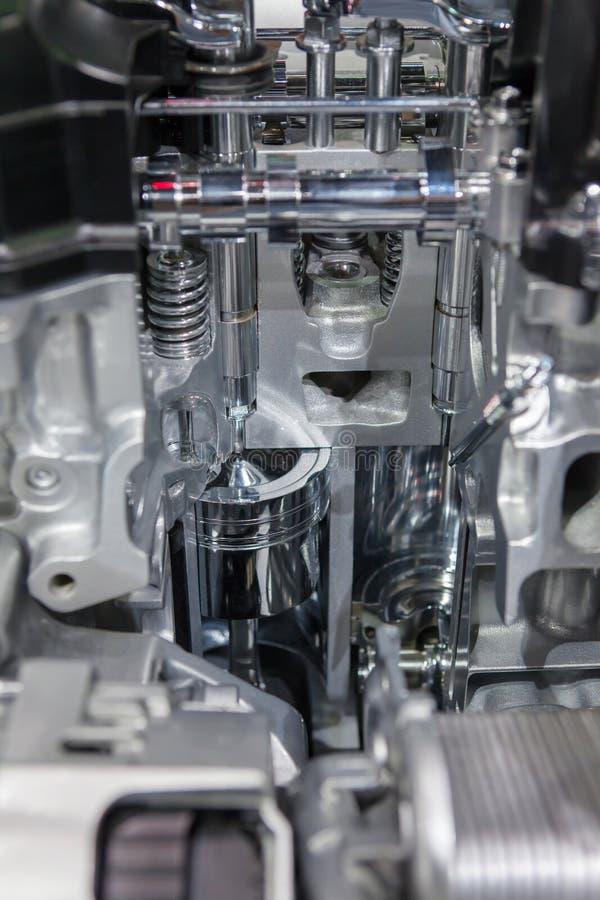 Détail de moteur de voiture photos libres de droits